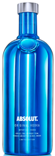 Absolut Vodka Electrik 750ml